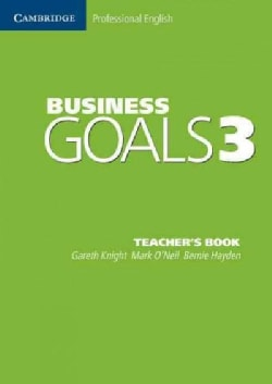 Business Goals 3 (Paperback)