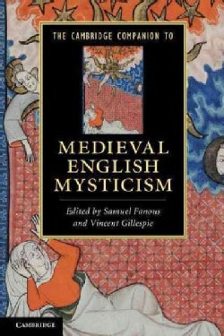 The Cambridge Companion to Medieval English Mysticism (Paperback)