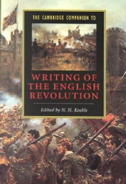 The Cambridge Companion to Writing of the English Revolution (Paperback)