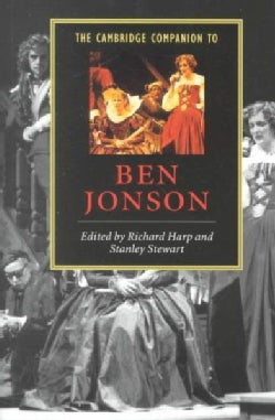 The Cambridge Companion to Ben Jonson (Paperback)