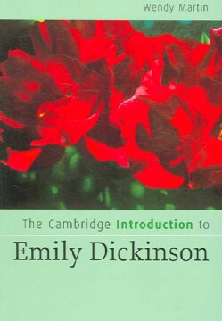 The Cambridge Introduction to Emily Dickinson (Paperback)