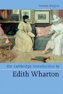 The Cambridge Introduction to Edith Wharton (Paperback)