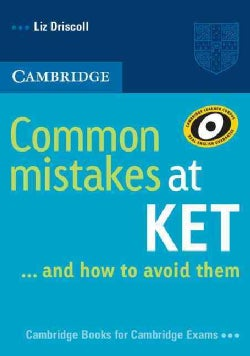 Common Mistakes at KET: And How to Avoid Them (Paperback)