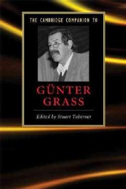 The Cambridge Companion to Gunter Grass (Paperback)