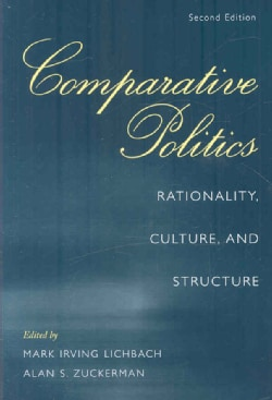 Comparative Politics: Rationality, Culture, and Structure (Paperback)