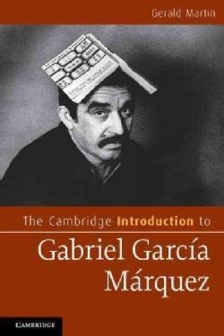 The Cambridge Introduction to Gabriel Garcia Marquez (Paperback)