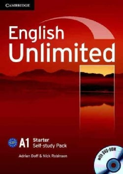 English Unlimited: A1: Starter Self-study Pack