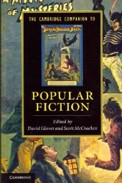 The Cambridge Companion to Popular Fiction (Paperback)