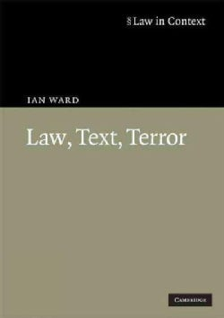 Law, Text, Terror (Paperback)