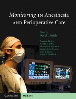 Monitoring in Anesthesia and Perioperative Care (Hardcover)