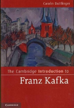 The Cambridge Introduction to Franz Kafka (Paperback)