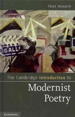 The Cambridge Introduction to Modernist Poetry (Hardcover)