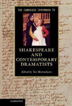 The Cambridge Companion to Shakespeare and Contemporary Dramatists (Hardcover)