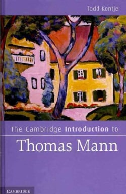 The Cambridge Introduction to Thomas Mann (Hardcover)