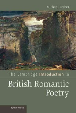 The Cambridge Introduction to British Romantic Poetry (Hardcover)