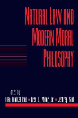 Natural Law and Modern Moral Philosophy (Paperback)