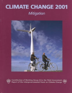 Climate Change 2001: Mitigation (Hardcover)
