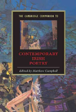 The Cambridge Companion to Contemporary Irish Poetry (Hardcover)