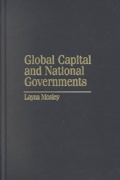 Global Capital and National Governments (Hardcover)