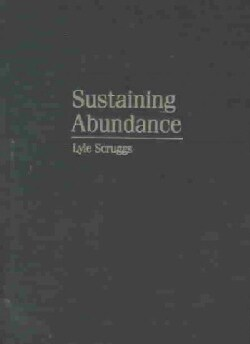Sustaining Abundance: Environmental Performance in Industrial Democracies (Hardcover)