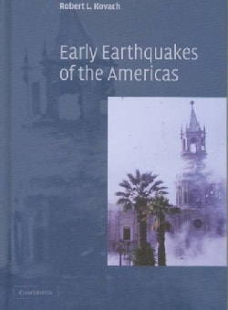 Early Earthquakes of the Americas (Hardcover)