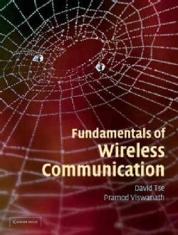 Fundamentals Of Wireless Communication (Hardcover)