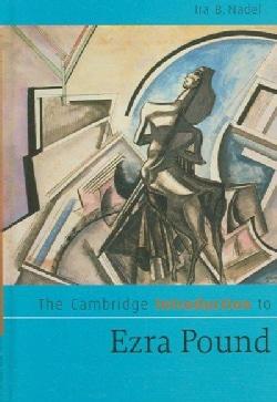 The Cambridge Introduction to Ezra Pound (Hardcover)