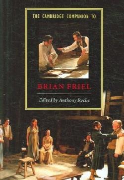 The Cambridge Companion to Brian Friel (Hardcover)
