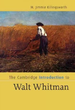 The Cambridge Introduction to Walt Whitman (Hardcover)