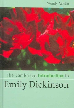 The Cambridge Introduction to Emily Dickinson (Hardcover)