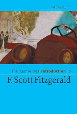 The Cambridge Introduction to F. Scott Fitzgerald (Hardcover)