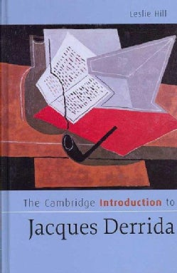 The Cambridge Introduction to Jacques Derrida (Hardcover)