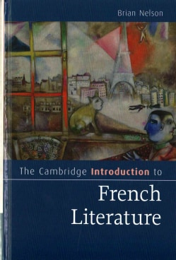 The Cambridge Introduction to French Literature (Hardcover)