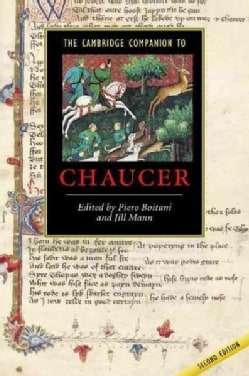 The Cambridge Companion to Chaucer (Paperback)