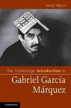 The Cambridge Introduction to Gabriel Garcia Marquez (Hardcover)