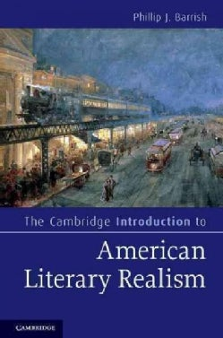 The Cambridge Introduction to American Literary Realism (Hardcover)