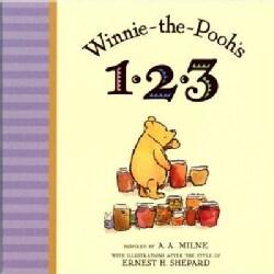Winnie-the-Pooh's 1 2 3 (Board book)
