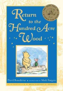 Return to the Hundred Acre Wood (Hardcover)