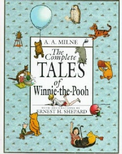 The Complete Tales of Winnie-The-Pooh (Hardcover)