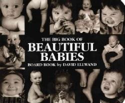 Big Book of Beautiful Babies Board Book (Board book)