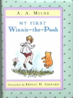 My First Winnie-The-Pooh (Board book)