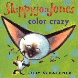 Skippyjon Jones: Color Crazy (Board book)