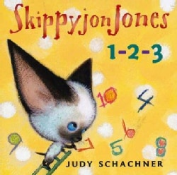 Skippyjon Jones 1-2-3 (Board book)
