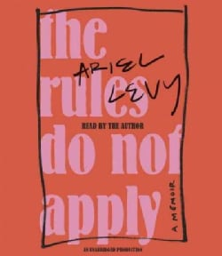 The Rules Do Not Apply (CD-Audio)