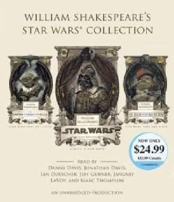 William Shakespeare's Star Wars Collection: William Shakespeare's Star Wars / The Empire Striketh Back / The Jedi ... (CD-Audio)