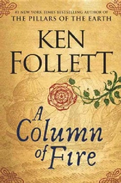 A Column of Fire (Hardcover)