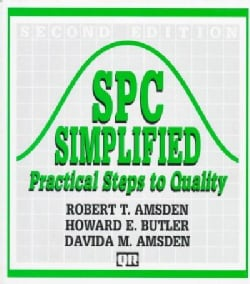 Spc Simplified: Practical Steps to Quality (Paperback)