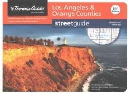 The Thomas Guide Los Angeles & Orange Counties Streetguide (Paperback)