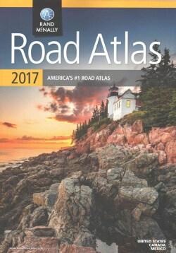 Rand McNally 2017 Road Atlas US Canada Mex (Paperback)
