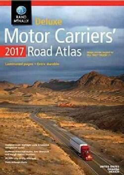 Rand McNally Motor Carriers' 2017 Road Atlas (Paperback)